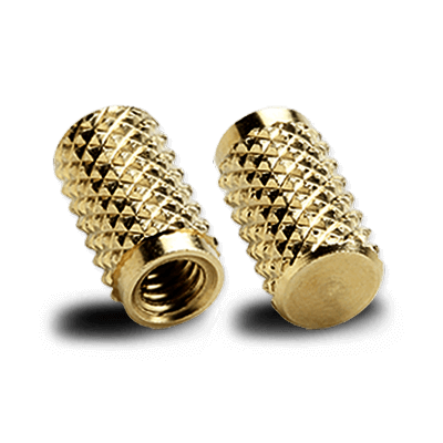 Type AA Threaded Inserts Closed End
