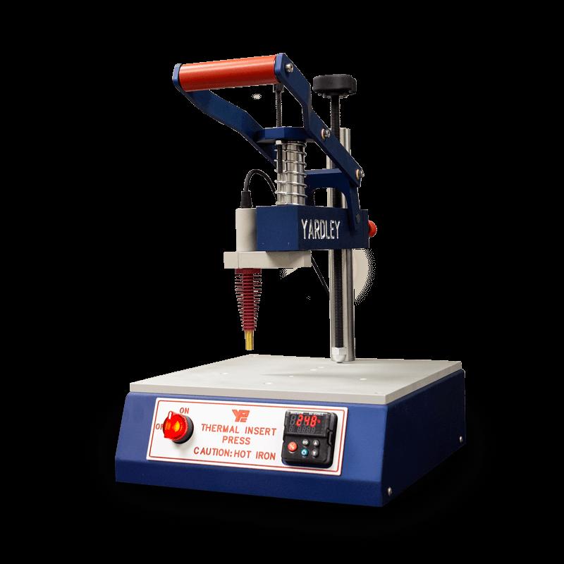 yardley inserts thermal inserting press 2.0 angle